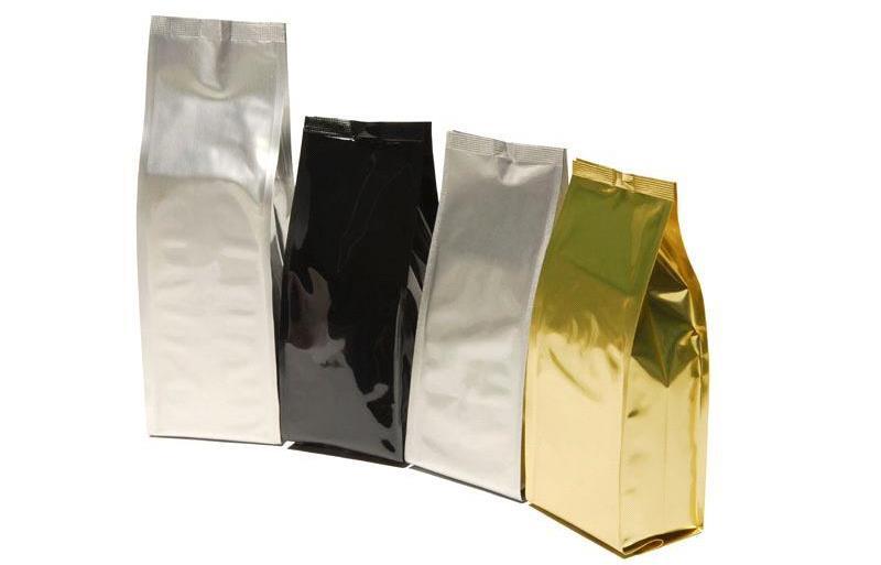 Герметичный пакет для хранения кофе